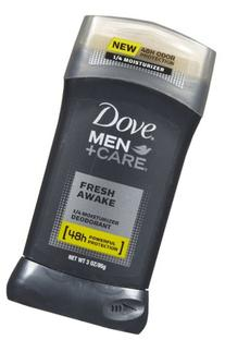 Dove Men+Care Deodorant Stick, Fresh Awake 3.0 oz, Pack of 12