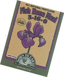 Down To Earth 6-Pound Fish Bone Meal 7823