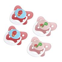 Dr. Brown's PreVent Contour Pacifier, Stage 3 , Polka Dots