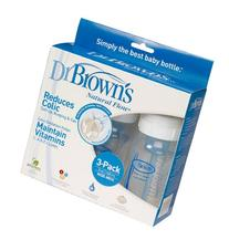 Dr. Brown's Natural Flow Complete Bottle Feeding System,