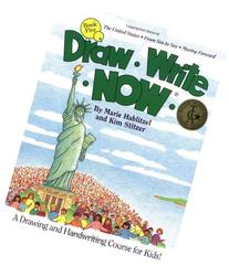 Draw Write Now, Book 5: The United States, from Sea to Sea,