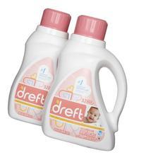 Dreft Stage 1 Newborn HE Baby Laundry Detergent - 50 oz - 2