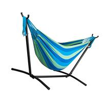 Driftsun Double Hammock with Steel Stand - Space Saving Two