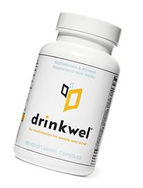 Drinkwel for Nutrient Replenishment & Liver Support