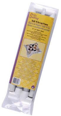 Dritz Quilting Quilt-N-Go Lap Frame, 14 by 14-Inch