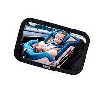 Droiee Baby Back Seat Mirror  the Best Baby Car Mirror Rear