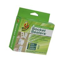 Duck Brand Socket Sealers Variety Pack, 16 Outlet Sealers
