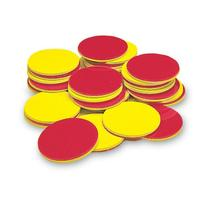 ETA hand2mind Foam, Round, Two-Color Counters, Quiet Math