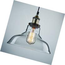 CLAXY Ecopower Industrial Edison Vintage Style 1-Light
