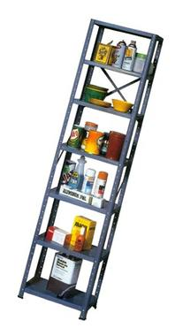Edsal T121872 Value Line Saveaspace Steel Shelving Storage