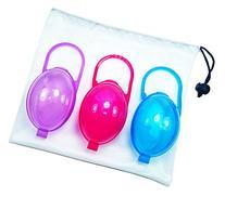 EliteBaby BPA Free Universal Pacifier Case with Nipple