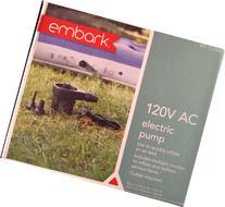 Embark 120V AC Electric Air Pump
