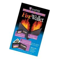 Empire Magic Flaming Fire Wallet Trick