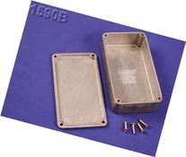 Enclosures, Boxes, & Cases 4.39L x 2.34W x 1.06 DIECAST
