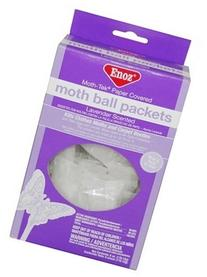 Enoz Lavender Scented Moth Ball Packets 2 Pack
