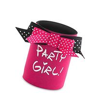 Epic Products Party Girl! Neoprene Can Epicool, 4-Inch