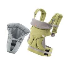 Ergobaby Bundle - 2 Items: Green 4 Position 360 Carrier and