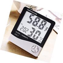 Erin Digital Hygrometer Indoor Humidity Meter and