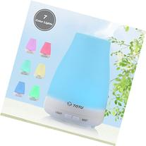 Essential Oil Diffuser, TOTU Ultrasonic Aromatherapy