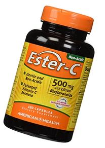 American Health Ester-C with Citrus Bioflavonoids - 500 mg