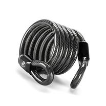 Etronic Security M8L Self Coiling Looped End Cable, 6-Feet x