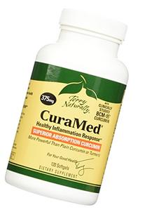 EuroPharma - Terry Naturally CuraMed with BCM-95 375 mg. -
