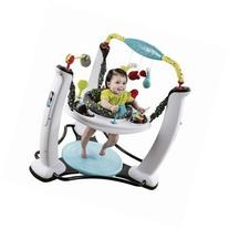 Evenflo Exersaucer Jump & Learn Stationary Jumper, Jam