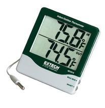 Extech 401014 Big Digit Indoor/Outdoor Thermometer