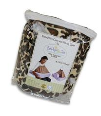 Extra Cover for San Diego Bebe TWIN Eco Nursing Pillow,