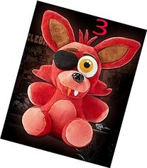 "FNAF FOXY FOX 10"" PLUSH DOLL 1pcs"