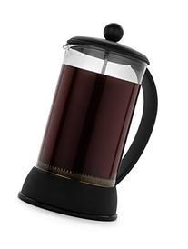 FP Coffee Maker French Press Coffee Maker w/ Glass Carafe