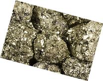 Fantasia Materials: 1/2 lb Top Quality COCADA Golden Pyrite