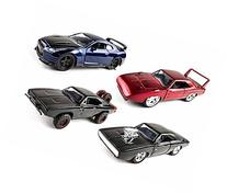"Fast & Furious 7 Licensed 4 3/4"" Cars"