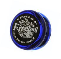 Fireball Yo Yo Blue and Black By Yomega
