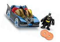 Fisher-Price Imaginext DC Super Friends Batmobile with