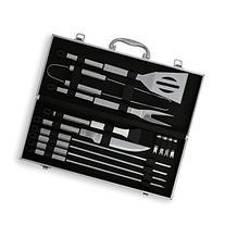 Bbq Tools Set, 13-Piece Grill Tools Set With 1 Aluminum