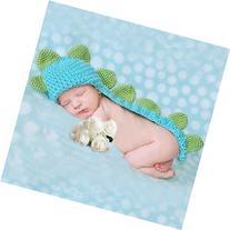 Foxnovo Cute Newborn Infant Baby Girl Boy Handmade Crochet