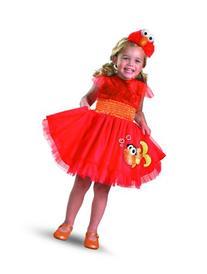 Frilly Elmo Costume - Medium