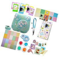 Katia Mini 8 Instant Camera Accessories Bundles Set for