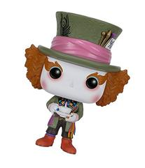 Funko POP Disney: Alice in Wonderland Action Figure - Mad