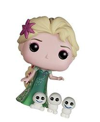 Funko POP Disney: Frozen Fever - Elsa Action Figure