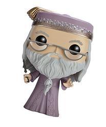 Funko POP Movies: Harry Potter Action Figure - Dumbledore