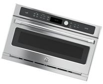 "GE Cafe CSB9120SJSS 30"" Single Wall Oven"