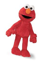 GUND Sesame Street Elmo Stuffed Animal, 20 inches