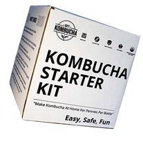 Get Kombucha Organic Kombucha Starter Kit With Homemade