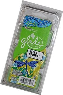 Glade Wax Melts Hello Spring 6 count by SC Johnson