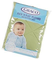 Graco Quilted Pack 'n Play Accessories, Tarragon