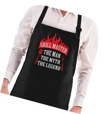 Grill Master The Man The Myth The Legend Griller Gift Idea