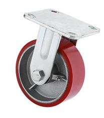 Grizzly G8165 5-Inch Heavy-Duty Fixed Caster