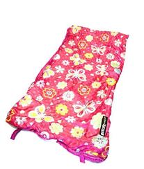 Grizzly by Black Pine Kid's Flower Bag, Pink Color: Pink,